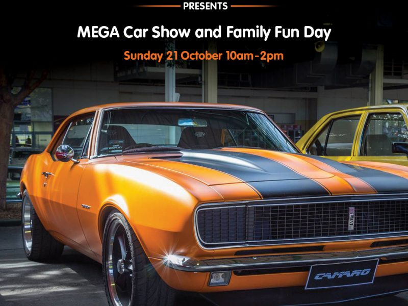 MEGA Car Show & Family Fun Day