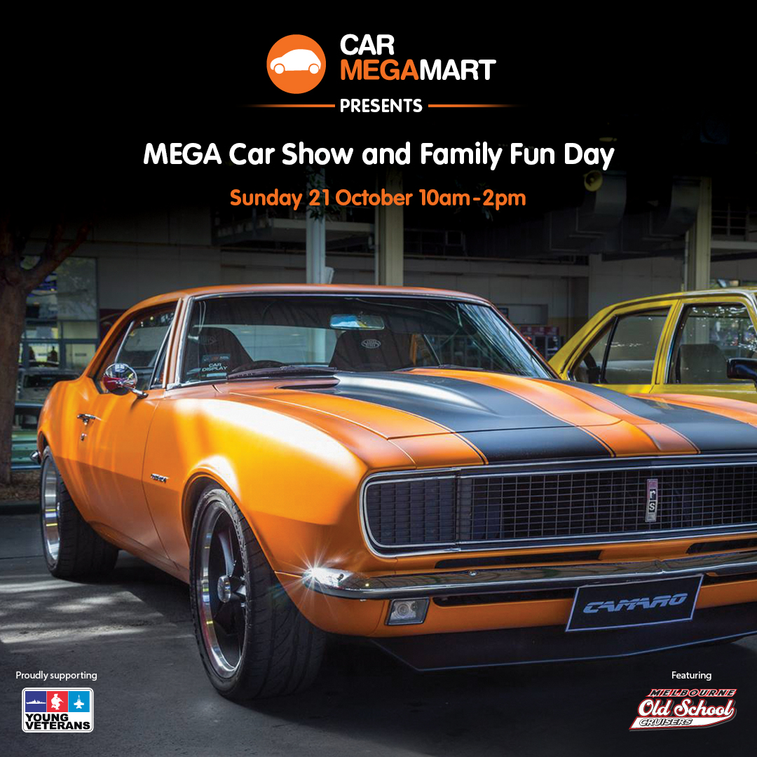 MEGA Car Show & Family Fun Day